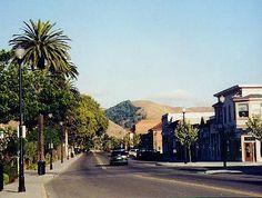 Niles district, fremont, Ca