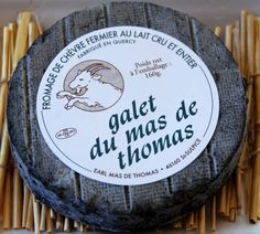 Galet du Mas de Thomas ♡ fromage ♡ cheese ♡ Käse ♡ formatge ♡ 奶酪 ♡ 치즈 ♡ ost ♡ queso ♡ τυρί ♡ formaggio ♡ チーズ ♡ kaas ♡ ser ♡ queijo ♡ сыр ♡ sýr ♡קעז ♡