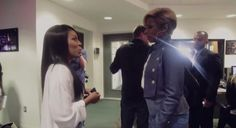 """K. Michelle Meets Her Idol Mary J. Blige  [Video]- http://getmybuzzup.com/wp-content/uploads/2014/09/k.-michelle.jpg- http://getmybuzzup.com/k-michelle-meets-mary-j-blige/- K. Michelle Meets Mary J. Blige During an interview promoting her new single """"Love 'Em All"""" with Power 105.1′s The Breakfast Club, K. Michelle spotted one of her idols, the Queen of Hip-Hop Soul, Mary J. Blige.Enjoy this videostream below after the jump. Follow m...- #KMichelle,"""