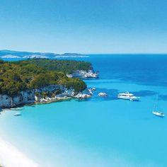 Island of Paxoi, Greece