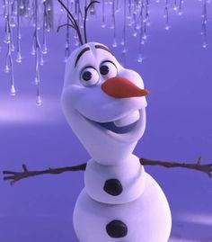 """Olaf  """" Hi I'm Olaf and I like warm hugs"""" We all need an Olaf"""
