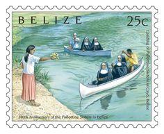 Pallottine Sisters Centennial Stamps