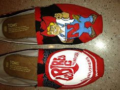 Nebraska TOMS! Go Big Red!!!