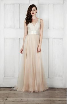 2015 Wedding Dresses: Modern & Romantic Bridal Dresses by Catherine Deane see more at http://www.wantthatwedding.co.uk/2015/01/09/2015-wedding-dresses-modern-romantic-bridal-dresses-by-catherine-deane/