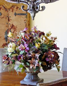 I really want to add purple to my Greek decor...It is mostly rust, moss, burgundies, browns, and tans...