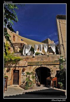 in Lourmarin, Luberon Valley en Provence # France