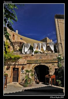 in Lourmarin, Luberon Valley en Provence # France