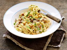 Eating Well, Pasta Dishes, Feel Better, Food Inspiration, Great Recipes, Spaghetti, Ethnic Recipes, Koti, Foods
