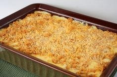Just a Spoonful of: Homemade Macaroni and Cheese
