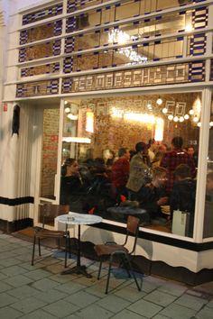 Ter Marsch & Co, Rotterdam - Best hamburger of Rotterdam 2014 - Best hamburger of the Netherlands 2015 - Fries with truffle mayonnaise
