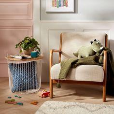 Storage Table Wire Bin - Pillowfort™ : Target Wire Storage, Table Storage, Wire Basket Storage, Highlights Kids, Room Organization, Kids Rugs, Target, Pillows, Electric Juicer