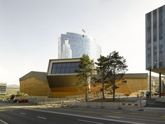 Gallery of WIPO Conference Hall / Behnisch Architekten - 4