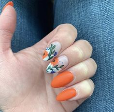 Fall Acrylic Nails, Fall Nails, Girly Stuff, Girly Things, Goth Nails, Floral Nail Art, Pretty Nail Art, Flower Nails, Cool Nail Designs