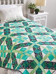 Square Upon Square Quilt Kits from AnniesCraftStore.com. Order here: https://www.anniescatalog.com/detail.html?prod_id=123495&cat_id=1430