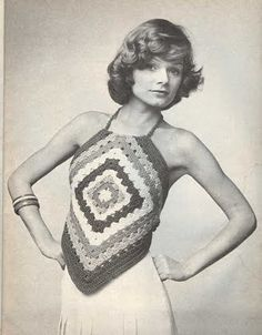 Free knit and crochet patterns, in printable format, from www.handmadebymother.blogspot.com.