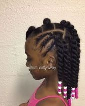 Little Girls Natural Hairstyles, Toddler Braided Hairstyles, Kids Curly Hairstyles, Prom Hairstyles, Protective Hairstyles, Little Girl Twist Hairstyles Black, Protective Styles, Crochet Braids Hairstyles For Kids, African American Kids Hairstyles