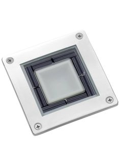 Solar Square Deck Light The Stainless Steel Square Decking Light looks superb by day and is surprisingly bright at night. Driveway Lighting, Deck Lighting, Cool Lighting, Solar Post Lights, Solar Deck Lights, Power Led, Solar Power, Fire Pit Sets, Garden Sofa Set