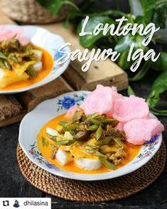 Resep Lontong Sayur Instagram Di 2020 Resep Resep Masakan Resep Masakan Indonesia