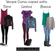 324b2bfc24fc3 Vampire diaries inspired outfits Vampire Diaries Costume, Vampire Diaries  Outfits, Vampire Diaries The Originals