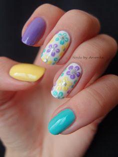 Nails should Arvonka