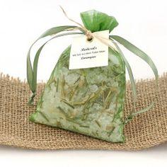 Lemongras-Badesalz, erfrischend und belebend.
