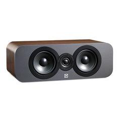 Q Acoustics 3090C Centre Speaker - Walnut