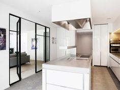 Obumex | Professional Kitchen | Chef At Home | White | Conceptkitchen | Design | Minimalistic