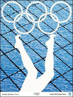 ロンドンオリンピックポスター4