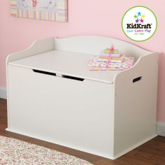 Have to have it. KidKraft The Austin Toy Box $79.99