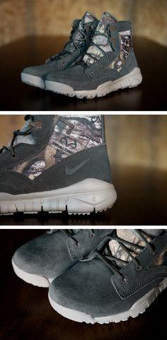 REALTREE x Nike SFB 6 RT QS