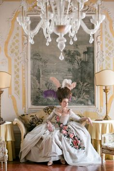 Dedicated to sewing historical fashion and clothing. 18th Century Dress, 18th Century Fashion, Rococo Dress, Steampunk Halloween, Rococo Fashion, Masquerade Costumes, Historical Clothing, Historical Dress, Beautiful Costumes