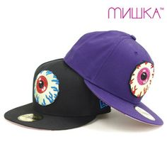 「MISHKA/ミシカ ベースボール キャップ ストリート/B系/HIPHOP」の商品情報やレビューなど。(テヨンの色違い) New Era Fitted, Cool Hats, Snap Backs, Dark Fashion, Hip Hop, Baseball Hats, Clothes, Nice, Caps Hats
