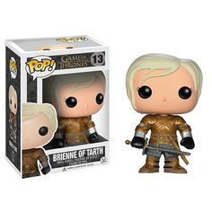 Funko - POP TV - Game of Thrones - Brienne of Tarth: Funko Pop! Television:: Amazon.fr: Jeux et Jouets
