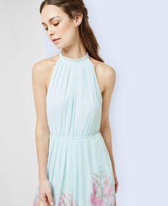 Hanging Gardens maxi dress