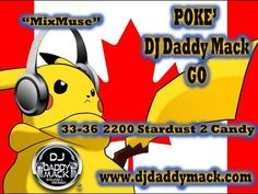 DJ Daddy Mack Sound provides award winning Best DJ Event Services in Victoria for staff parties, weddings, bar-bat mitzvah & quincea単era celebrations Pokemon Go, Pikachu, Space Music, Best Dj, Event Services, Sound Design, Wedding Dj, Vancouver Island, Daddy