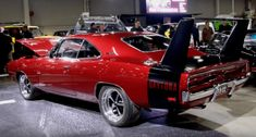 Check out this immaculate 1969 Dodge HEMI Charger Daytona filmed a car event in Finland few years ago!