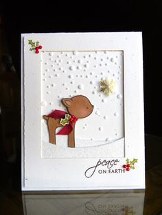 Paper Wishes: ~Precious Remembrance, Festive Friday, and a card for Baby~
