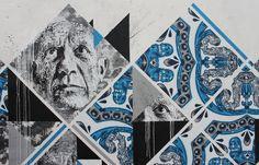 Fresque Picasso Lagos