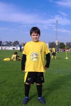 O André quando jogava futebol nos escalões de formação do Beira Mar, Janeiro 2007