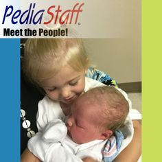 Meet PediaStaff!!!! Welcome Kalil Daher to our PediaStaff family! The brand new son of Ahmed in our office, Kalil is pictured here with his proud big sister, Annie.  Congratulations, Ahmed! What a beautiful family you have!!!   - - click HERE (<) for more!    - Like our instagram posts?  Please follow us there at instagram.com/pediastaff