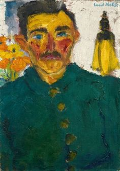 Emil Nolde, The hunter, 1918 / https://www.barnebys.com/blog/article/9056/?utm_source=Newsletter+en_US&utm_campaign=0dd80afb04-EMAIL_CAMPAIGN_2016_11_29&utm_medium=email&utm_term=0_dd36bfa54f-0dd80afb04-174905213