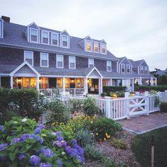 Wauwinet Inn ~ Nantucket MA My husband proposed to me Memorial day weekend 1992      Scott & Michelle Cerce