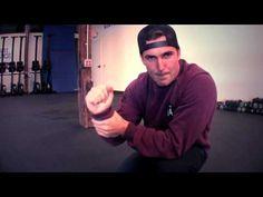 Kipping Handstand Push Up Progression Pt.1 | Video