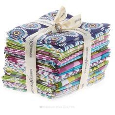 Kinetic Fat Quarter Bundle - Another Point of View - Windham Fabrics