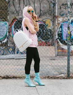 Stud N' Chic Backpack #TraciLynnJewelry