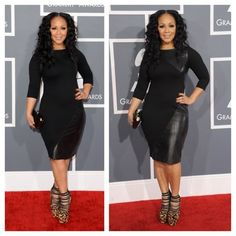 "Erica Campbell from the Sister Gospel Group ""Mary Mary"" has SERIOUS Style!!"
