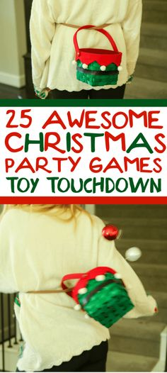 New Work Christmas Party Games Ugly Sweater Ideas Christmas Party Games For Kids, Xmas Games, Holiday Party Games, Kids Party Games, Family Christmas, Christmas Humor, Christmas Holiday, Sleepover Activities, Holiday Parties