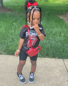 Black Baby Girls, Cute Black Babies, Beautiful Black Babies, Mix Baby Girl, Baby Girl Closet, Cute Little Girls Outfits, Toddler Girl Outfits, Black Baby Girl Hairstyles, Newborn Fashion