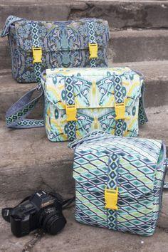 Camera bag pattern