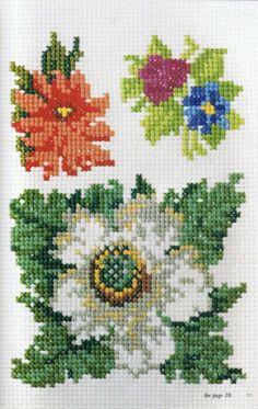 (1) Gallery.ru / Photo # 2 - Ondori - Cross Stitch Designs - svjuly